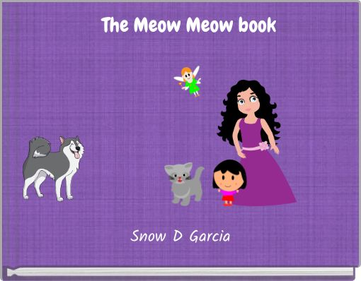 The Meow Meow book
