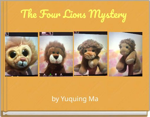 The Four Lions Mystery