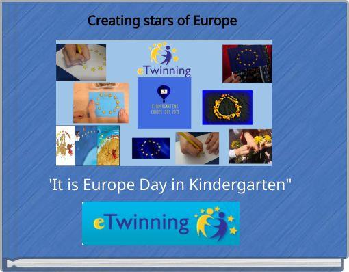 Creating stars of Europe