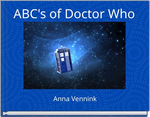 ABC's of Doctor Who
