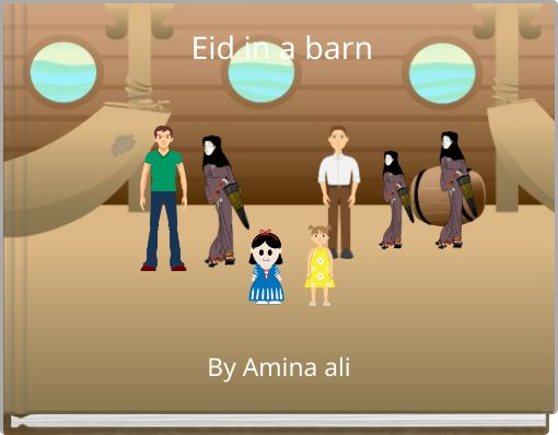Eid in a barn