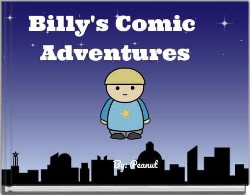 Billy's Comic Adventures