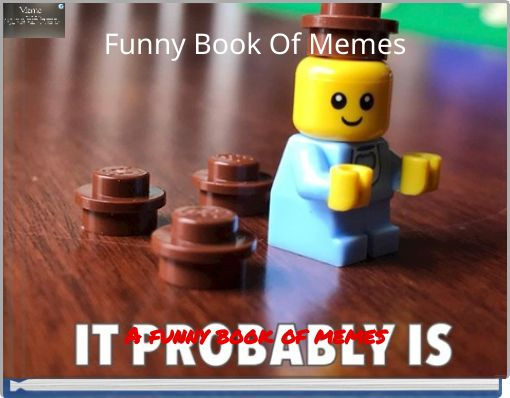Funny Book Of Memes