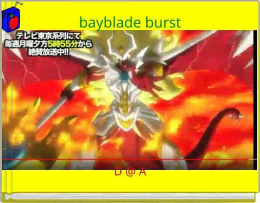 bayblade burst