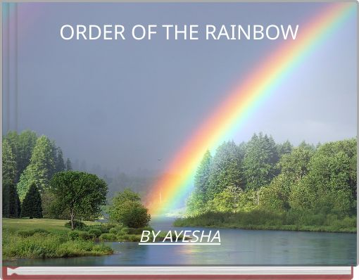 ORDER OF THE RAINBOW