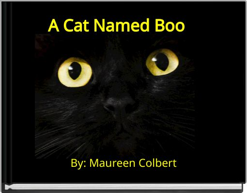 A Cat Named Boo