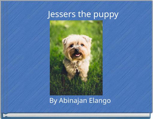 Jessers the puppy