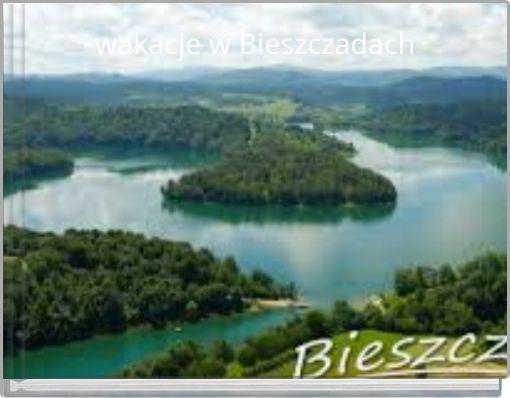 wakacje w Bieszczadach