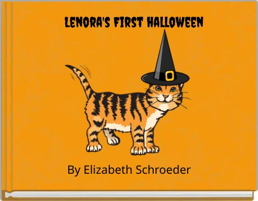 Lenora's First halloween