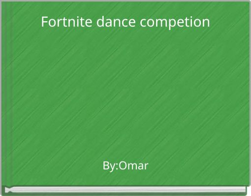 Fortnite dance competion