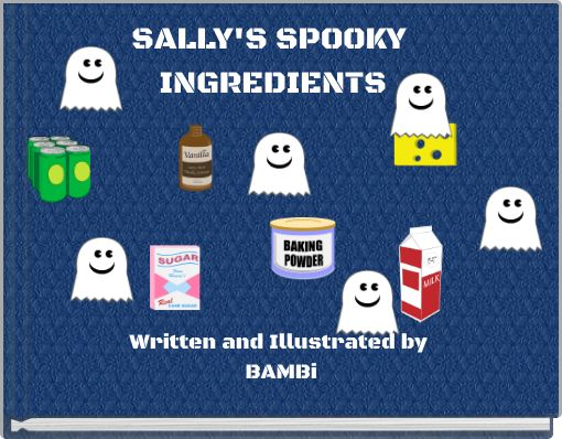 SALLY'S SPOOKY INGREDIENTS