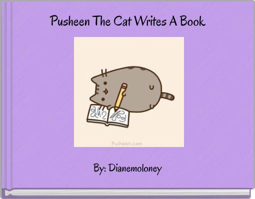 Pusheen The Cat Writes A Book