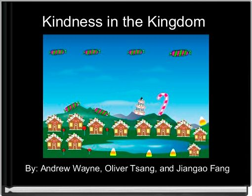 Kindness in the Kingdom