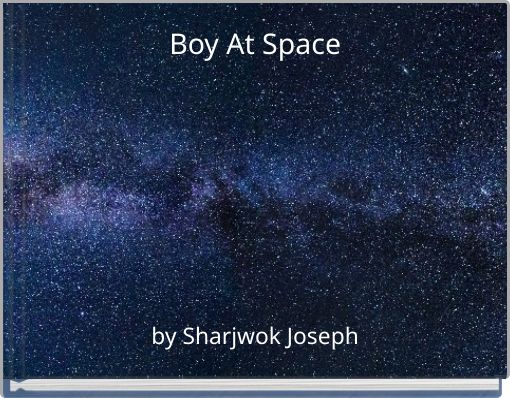 Boy At Space