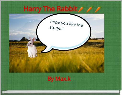 Harry The Rabbit