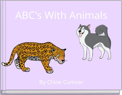 ABC's With Animals