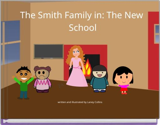 The Smith Family in: The New School