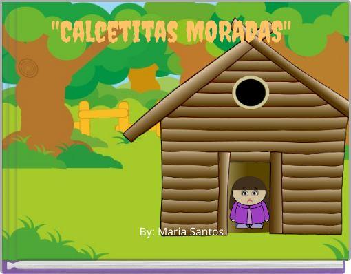 ''Calcetitas MORADAS''