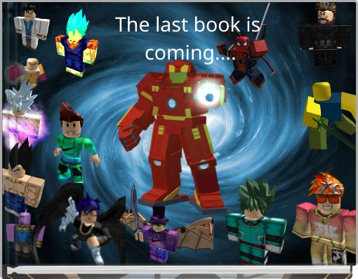 The last book is coming....