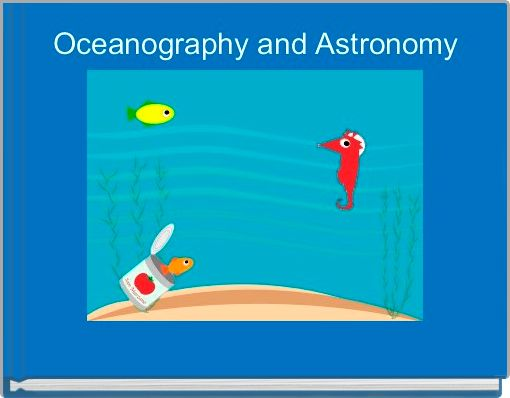 Oceanography and Astronomy