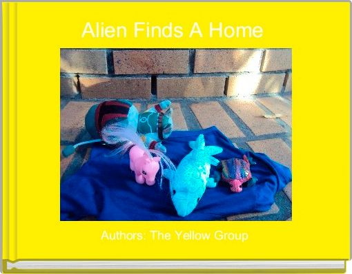 Alien Finds A Home