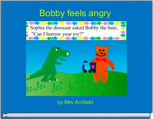 Bobby feels angry