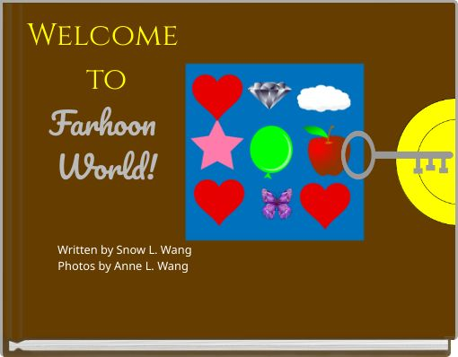 Welcome toFarhoon World!