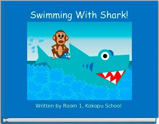 Swimming With Shark!