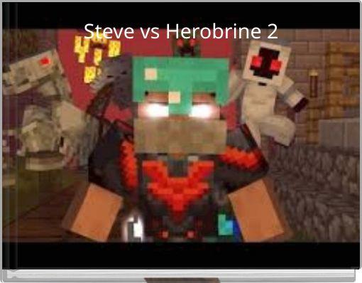 Steve vs Herobrine 2