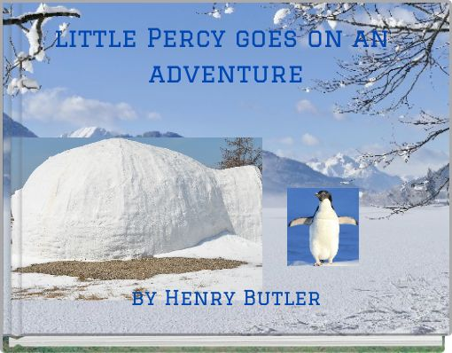 little Percy goes on an adventure