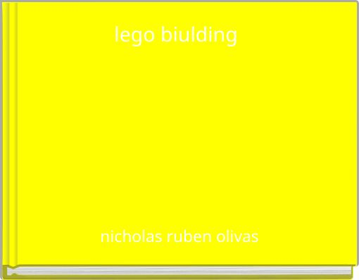 lego biulding