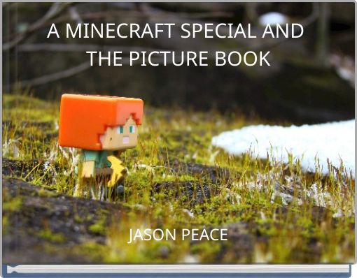A MINECRAFT SPECIAL AND THE PICTURE BOOK