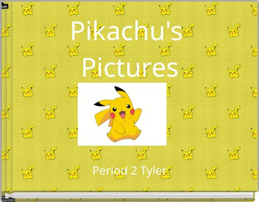 Pikachu's Pictures