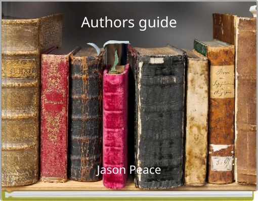 Authors guide