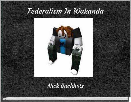 Federalism In Wakanda