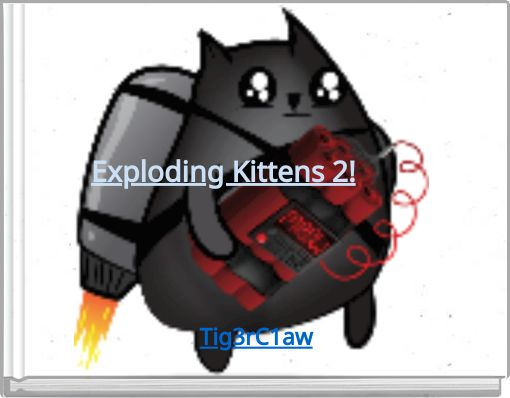 Exploding Kittens 2!