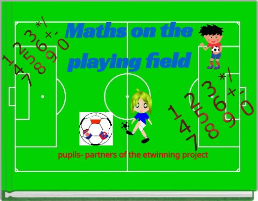 Maths on the playing field