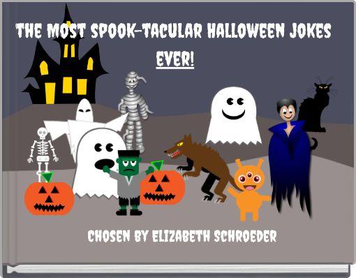 the Most spook-tacular Halloween jokes ever!