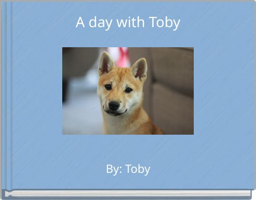 A day with Toby