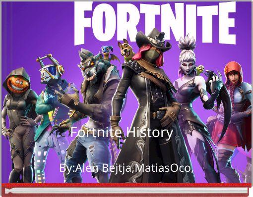 Fortnite History
