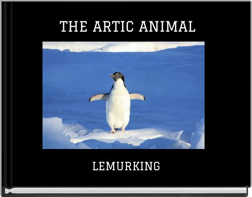 THE ARTIC ANIMAL