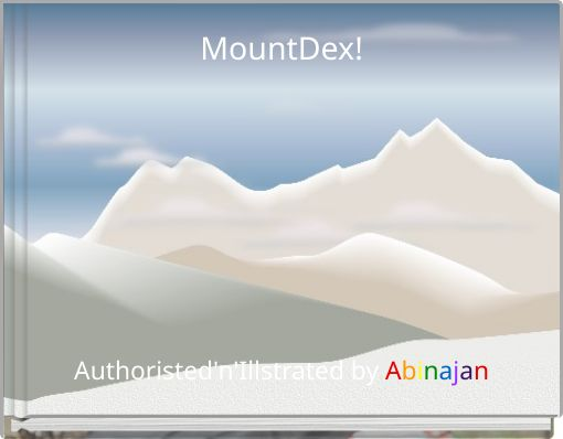 MountDex!
