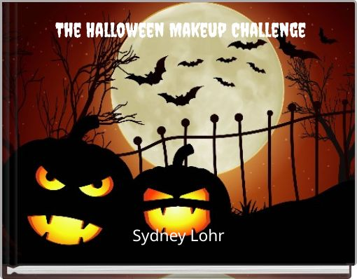 The Halloween Makeup Challenge