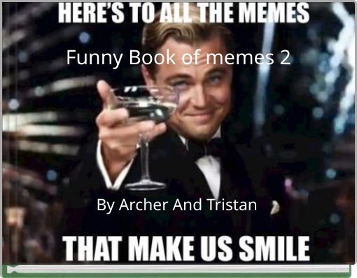 Funny Book of memes 2