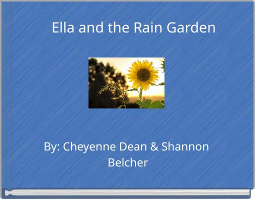 Ella and the Rain Garden