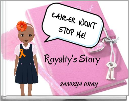 CANCER WONT STOP ME!