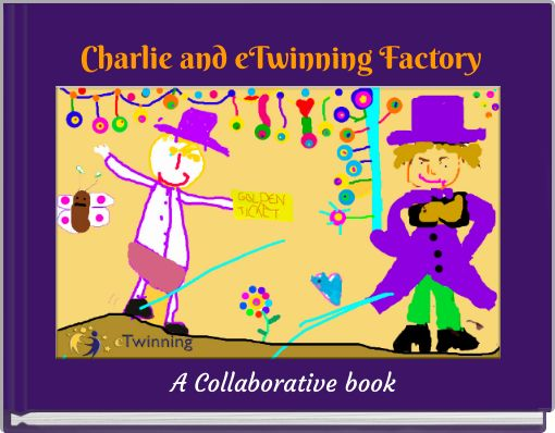 Charlie and eTwinning Factory