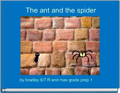 The ant and the spider