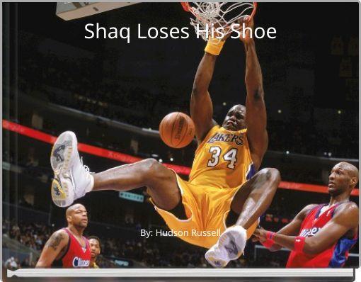 Shaq Loses His Shoe