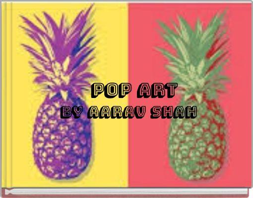 POP ARTby Aarav shah